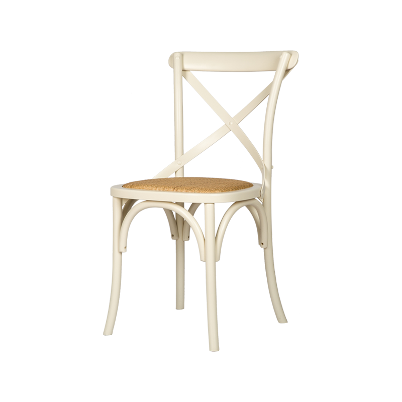 VZC0011 Cross Back Dining Chair