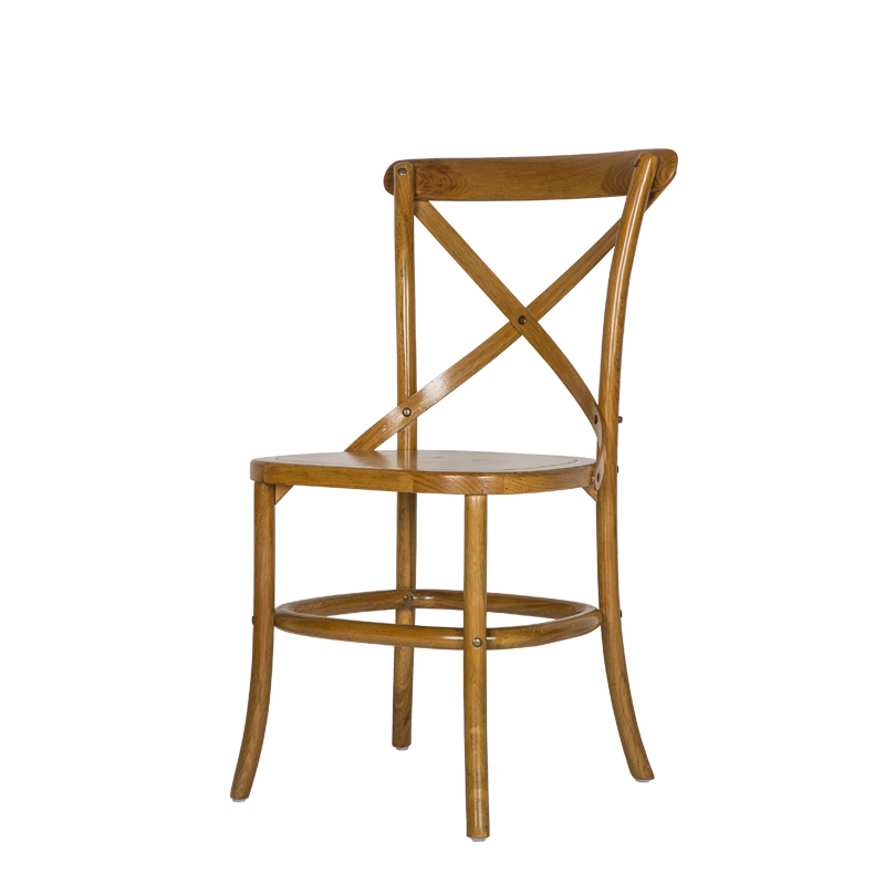 VZC0024 Cross Back Dining Chair